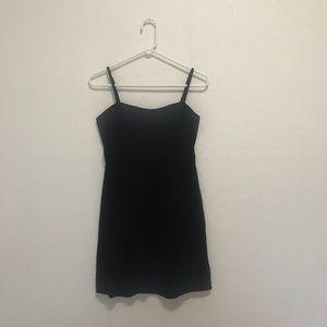 Brandy Melville Karla Navy Dress